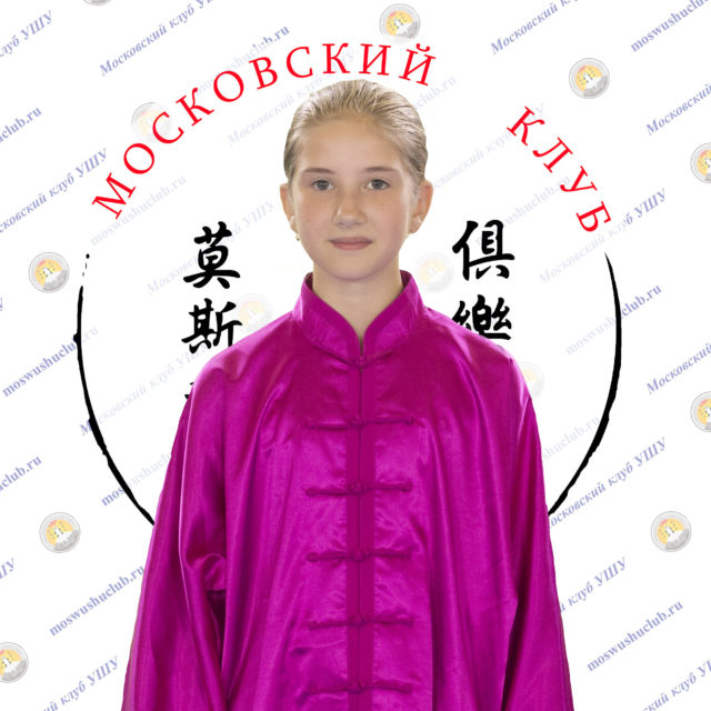 Андрианова Таисия